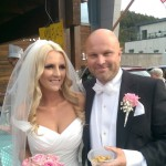 Maria og Torstein gift