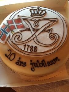 Kake Lauget 20 år