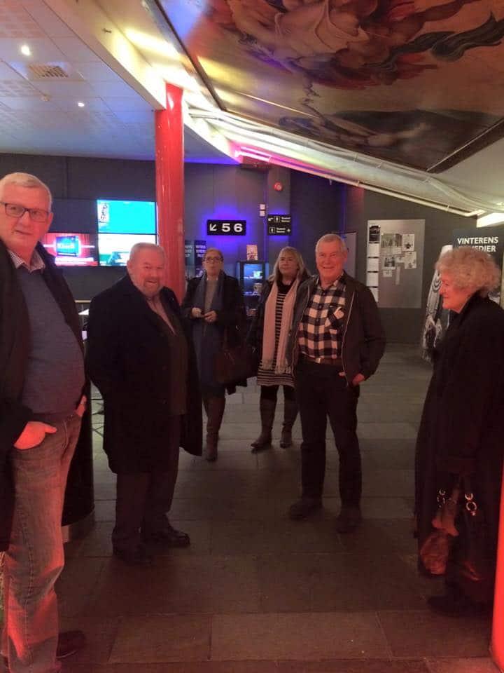 På kino med Tordenskjold