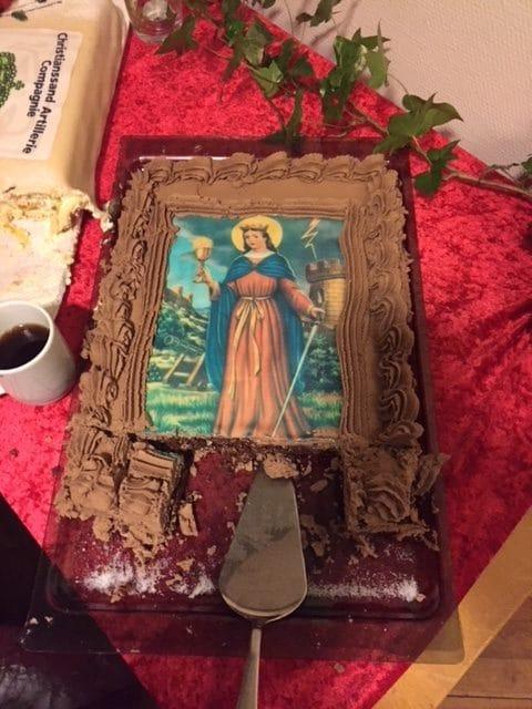 Årets St Barbara avlyst